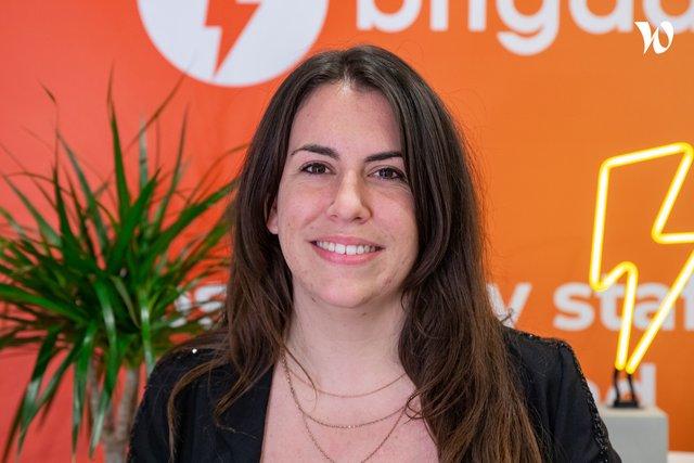 Meet Hélène, Lead Product Manager - BRIGAD