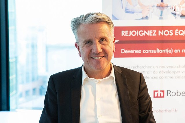 Rencontrez Olivier, Directeur Général France - Robert Half France