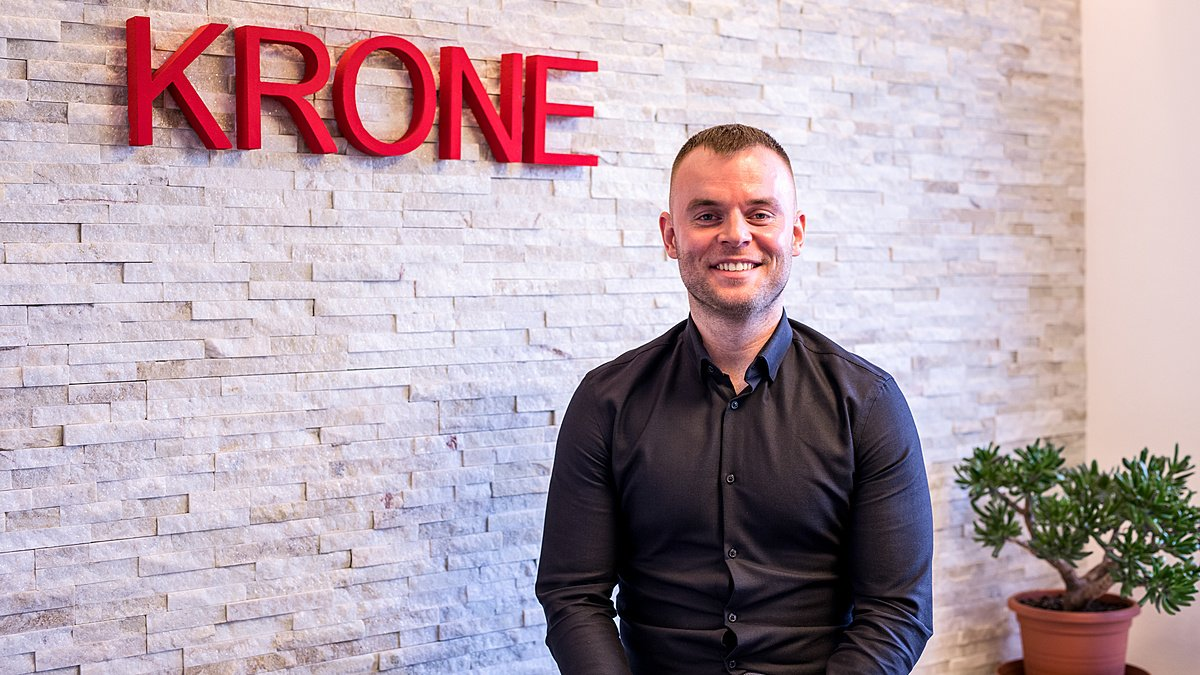 Zoznámte sa: Michal Fecko, Technical Test Analyst - KRONE consulting