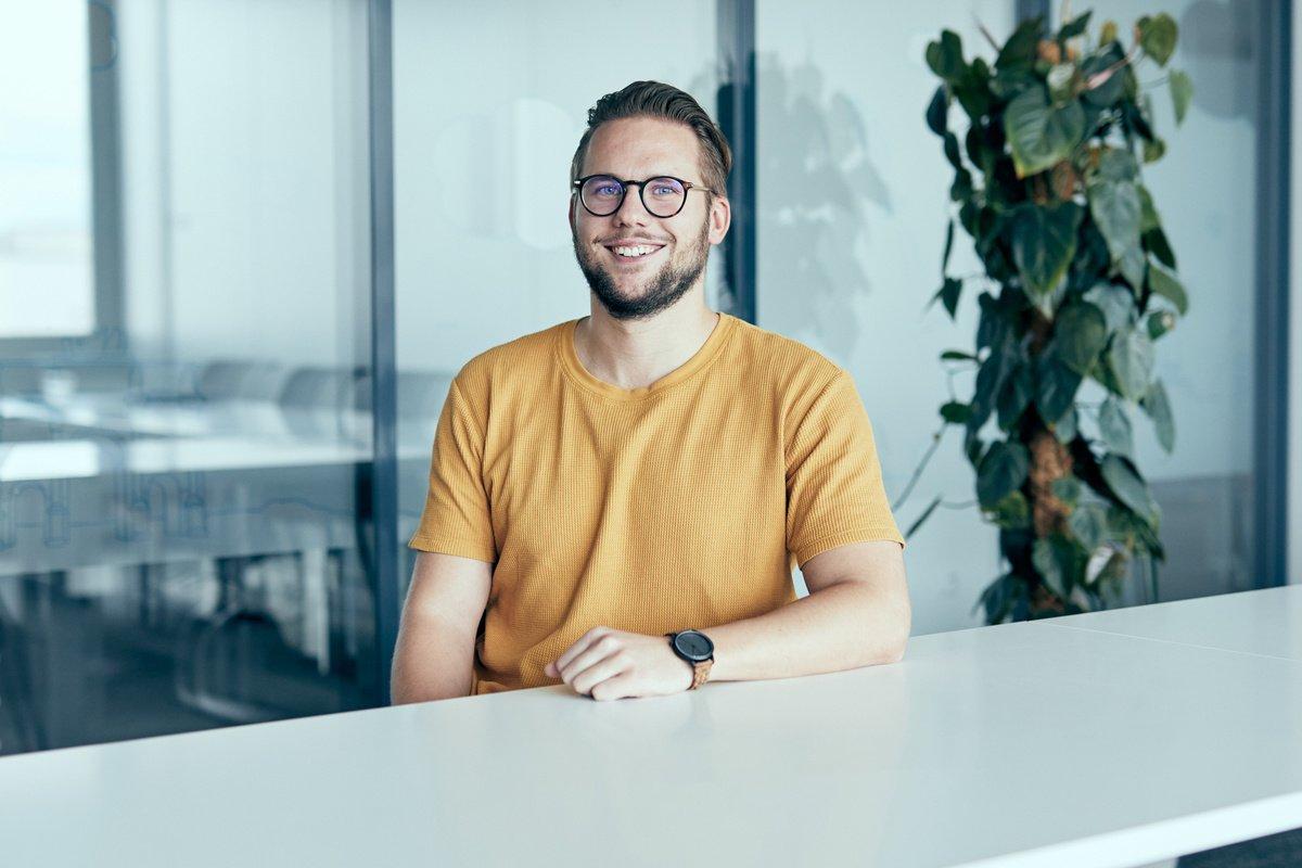 Poznej Michala Kováčika, Koordinátora expertních systémů a statistických modelů - Hello bank!