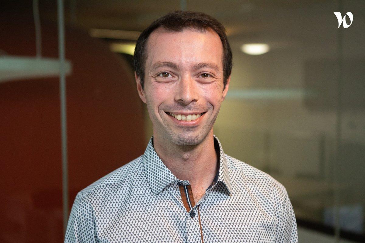 Rencontrez Frédéric, VP of Engineering  - FeetMe