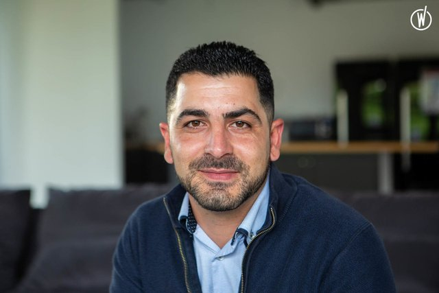 Rencontrez Olivier, Conducteur de Travaux - Groupe L'Atelier des Compagnons