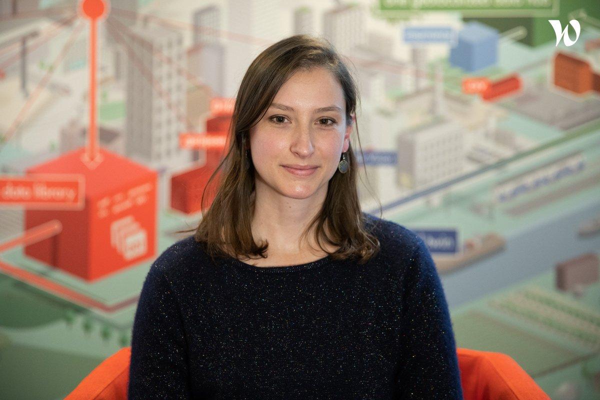 Rencontrez Cassandre, Data Analyst -  namR