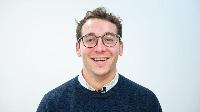 Conoce a Jacob, Senior Manager - Labelium España