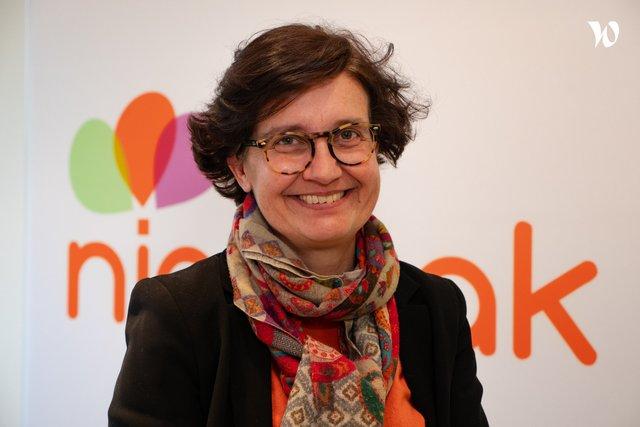 Rencontrez Valérie, Directrice de mission - Nicomak