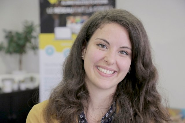 Rencontrez Céline, Product Designer  - AlumnForce - Alumni Success Platform