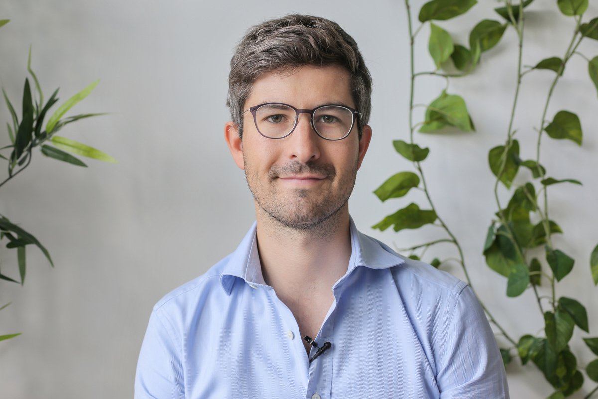 Conoce a Quentin, Chief Marketing Officer - papernest