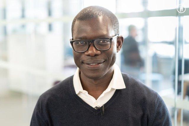 Rencontrez Ousmane, HRIS Consultant - TALENTSOFT
