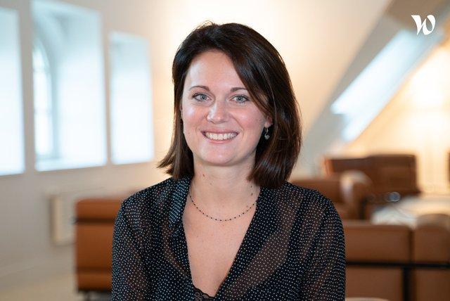 Rencontrez Floriane CHEVALIER, Chargée de Clientèle Particulier - Banque Populaire Alsace Lorraine Champagne