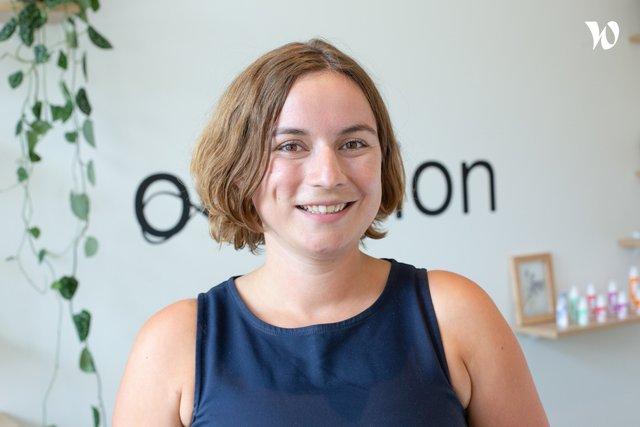 Rencontrez Adèle, Responsable Marketing - oOlution