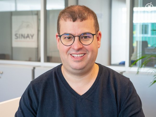Rencontrez Ahcene, Architecte Cloud / Lead Developper - Sinay