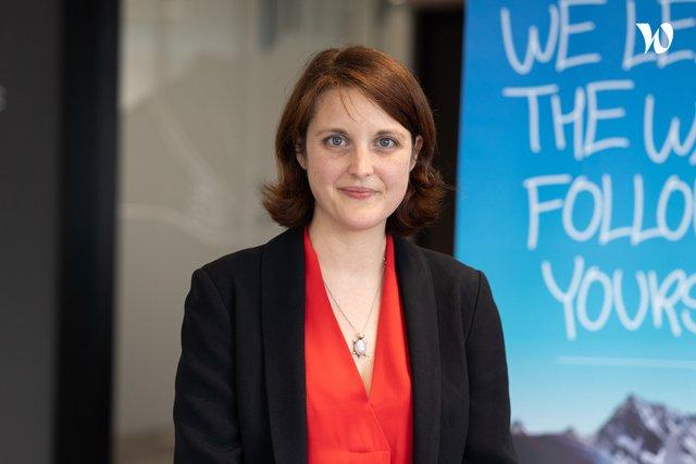 Rencontrez Céline, Consultante Assurance Senior - Hardis Group