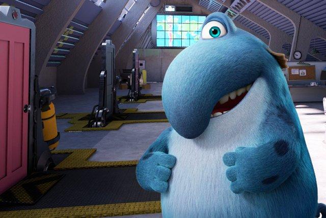 Rencontrez Fritz, chef d'équipe MIFT - Monstres & Cie