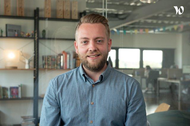Rencontrez Grégory, CEO - Les conteurs