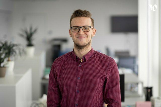 Michal Koranda, IT Manager/Team Leader - BATIST Medical