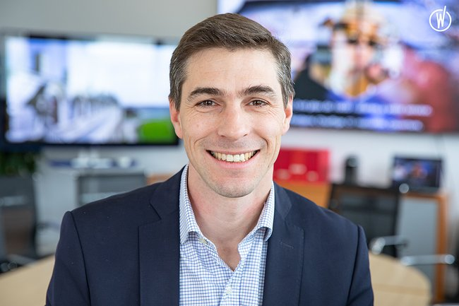 Rencontrez Julien, Directeur opérationnel - Utb - Union Technique Du Bâtiment