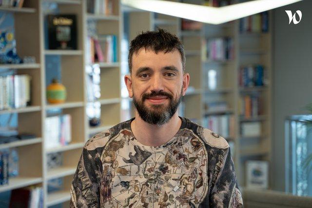 Rencontrez Alexandre, Customer Experience Consultant - TheGreenBow