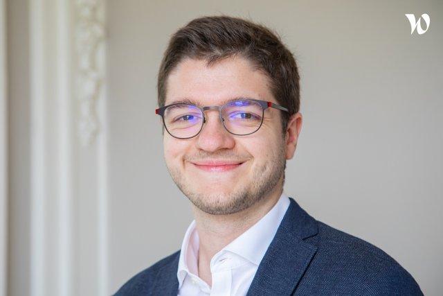 Gauthier, Chef de projet - Caduceum
