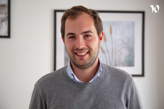 Rencontrez Charles, Head of Sales & Business Development - isahit