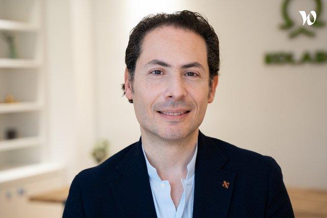 Rencontrez Selim, CEO - KOLABS