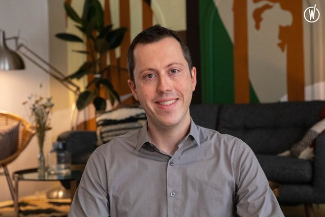 Rencontrez Adrien, CEO - Beeye
