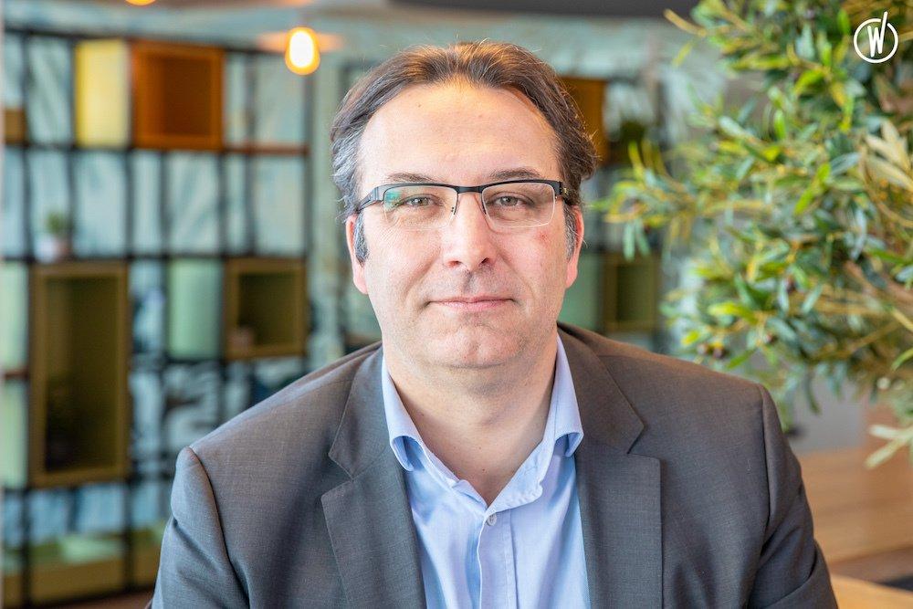 Rencontrez Laurent, Directeur des Applicatifs métiers – Production IT - Nexity