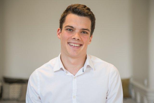 Rencontrez Gaspard, Sales Channel Manager - Letsignit
