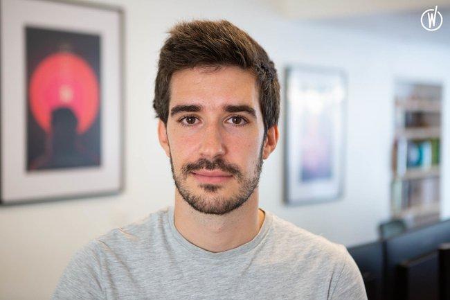 Rencontrez Aurélien, Directeur de Création - unflux