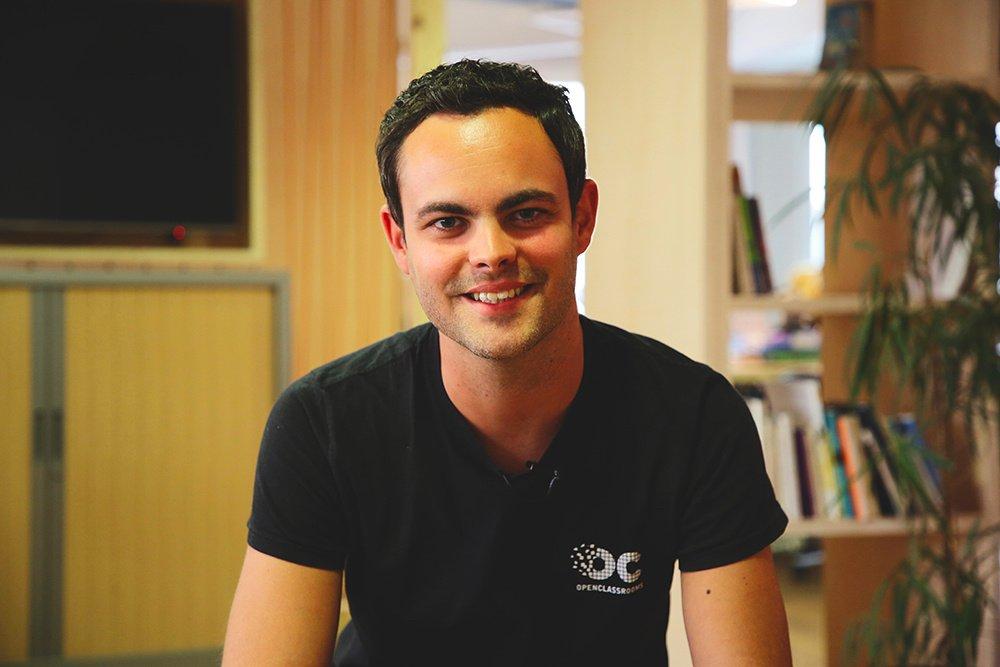 Rencontrez Mathieu, Co-founder - OpenClassrooms