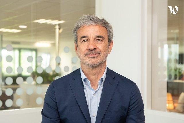 Rencontrez Laurent Desplaces, Président - LEASECOM