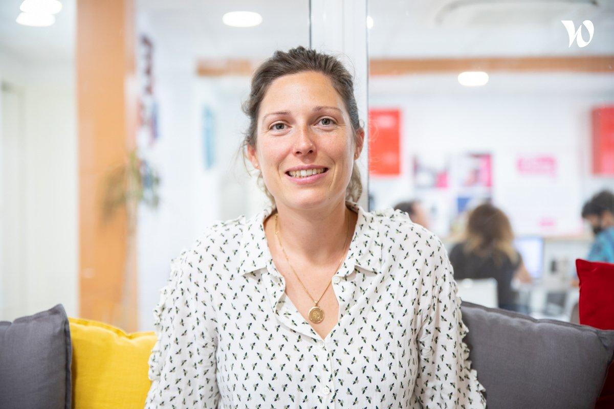 Rencontrez Ellen, Directrice Générale, notre Chef d'orchestre - Tout Le Monde Contre Le Cancer