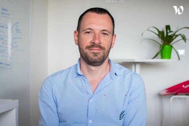 Rencontrez Vincent, Operation IT Leader - Norauto Digital