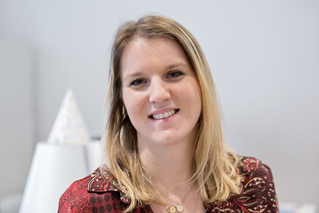 Rencontrez Fiona, Responsable marketing & communication - Wishibam