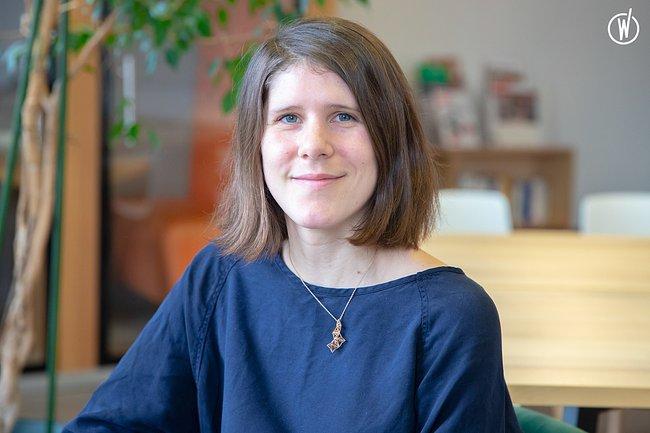 Rencontrez Madeleine, Manager - Enea Consulting