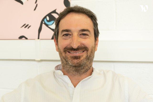 Rencontrez Régis, CEO - Digital Prod
