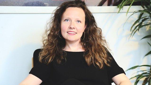 Rencontrez Solène, Associée Fondatrice  - Babel