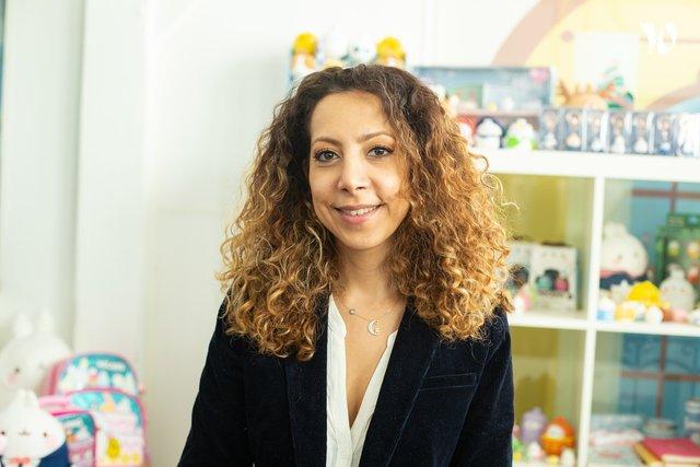 Rencontrez Sepideh, Responsable des Ventes Internationales  - Millimages