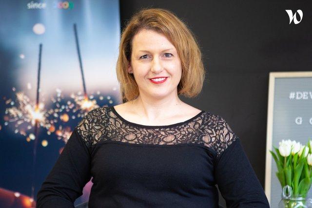 Rencontrez Virginie, Enterprise Sales Director - Devoteam G Cloud