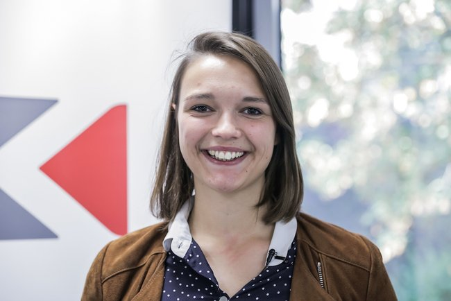 Rencontrez Célia, Business & Innovation Analyst - Karetis