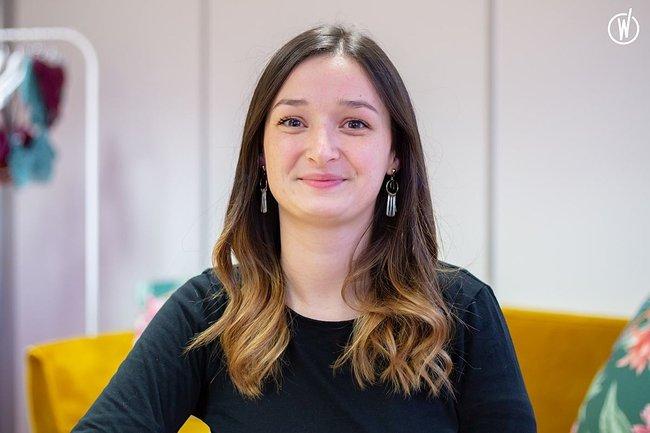 Rencontrez Amélie, Commerciale  - Eurovet