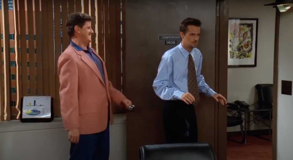 Friends: 4 times it depicted the rocky manager-employee dynamic
