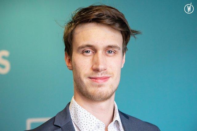 Rencontrez Kévin, Business Manager - Agixis