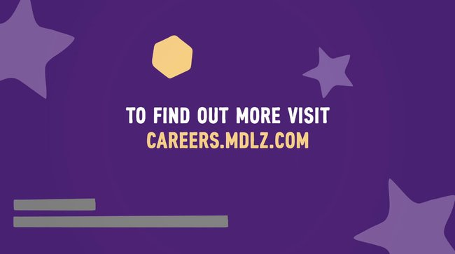Junior Management Program - Mondelēz International - centrála