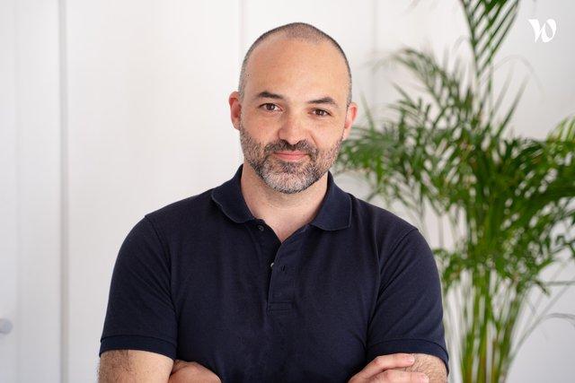 Rencontrez Grégory, CTO - SoCloz