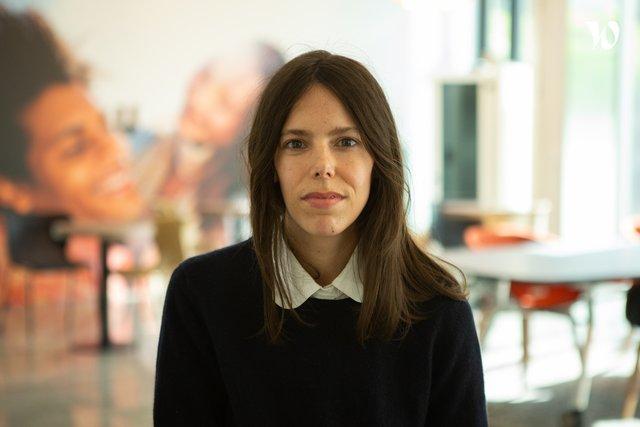Rencontrez Lucia, Responsable Tech plateforme de service - Orange