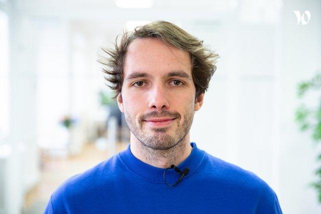 Rencontrez Pierre Antoine, Product Manager - Pumpkin