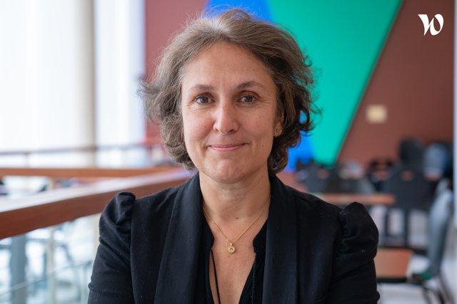 Rencontrez Fanny , Directrice exécutive  - ONU Femmes France