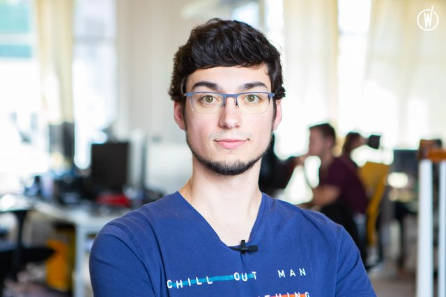 Rencontrez Nicolas, Support et qualité - SkyReal