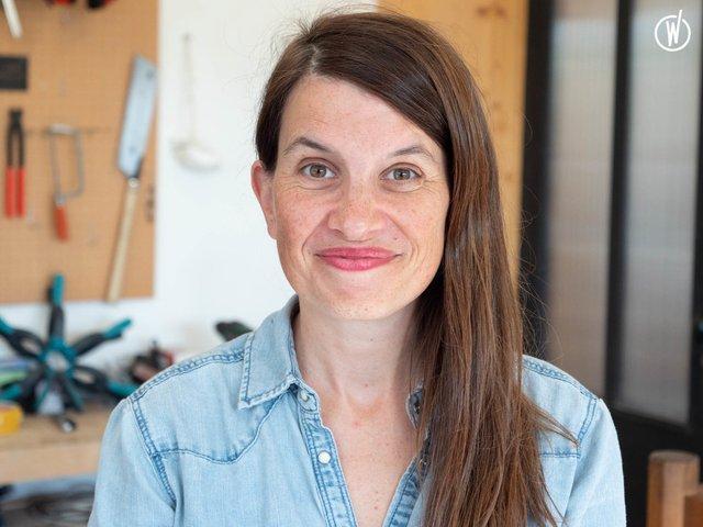 Rencontrez Anne, Co-fondatrice Draft Ateliers - Draft