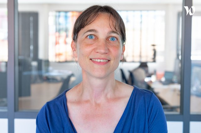 Rencontrez Stéphanie, Chef de projet - Citegestion